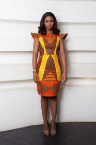 african prints short dresses 35
