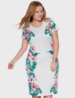 hawaiian prints dresses ideas 14