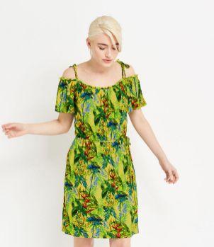 hawaiian prints dresses ideas 20