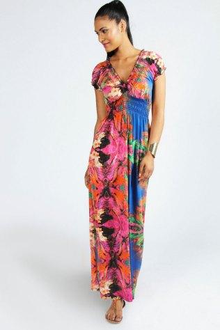 hawaiian prints dresses ideas 34