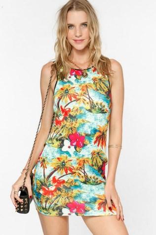 hawaiian prints dresses ideas 44