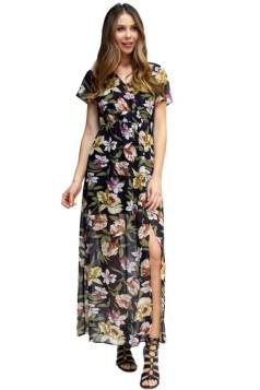 hawaiian prints dresses ideas 45