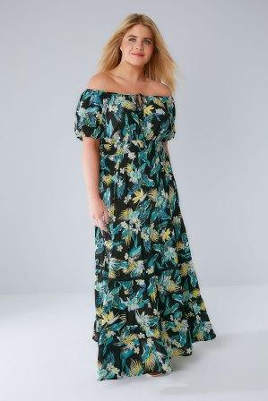 hawaiian prints dresses ideas 48