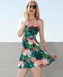 hawaiian prints dresses ideas 5