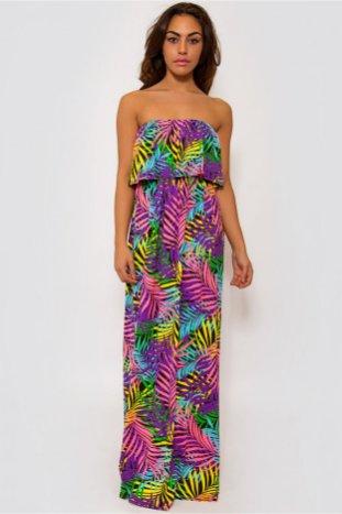 hawaiian prints dresses ideas 61