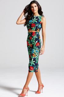 hawaiian prints dresses ideas 62