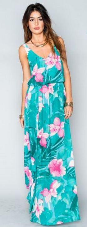 hawaiian prints dresses ideas 80