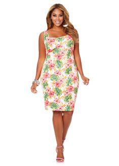 hawaiian prints dresses ideas 83