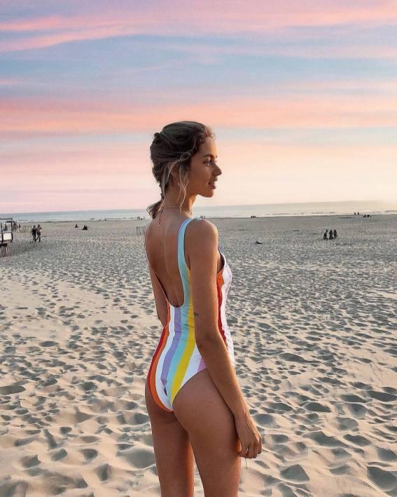 100 Ideas Outfit the Bikinis Beach 112
