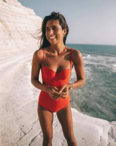 100 Ideas Outfit the Bikinis Beach 13