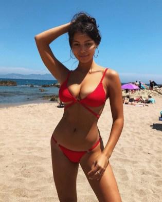 100 Ideas Outfit the Bikinis Beach 149