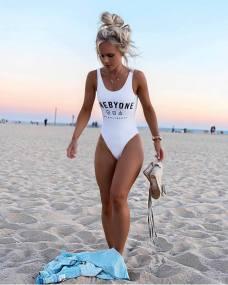 100 Ideas Outfit the Bikinis Beach 36
