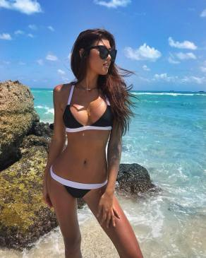 100 Ideas Outfit the Bikinis Beach 79