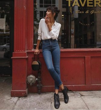 30 Simple Outfit Ideas for women 7