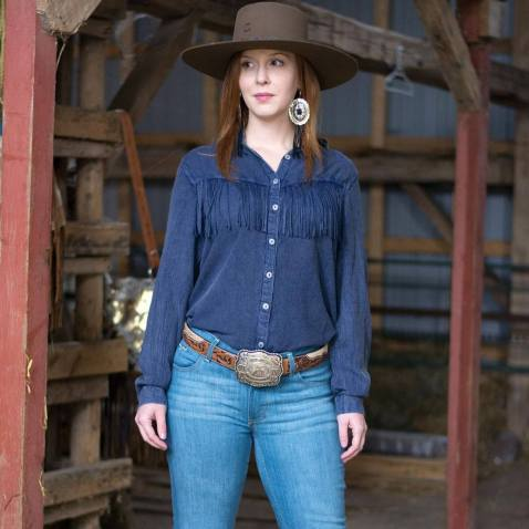 40 Cowgirl style Ideas 7
