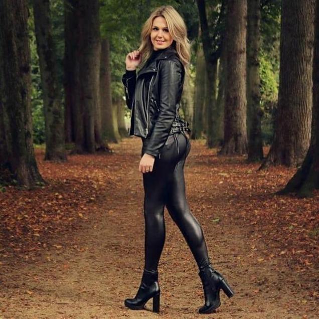 90 Style A Leather Jacket Ideas 17