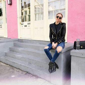 90 Style A Leather Jacket Ideas 23