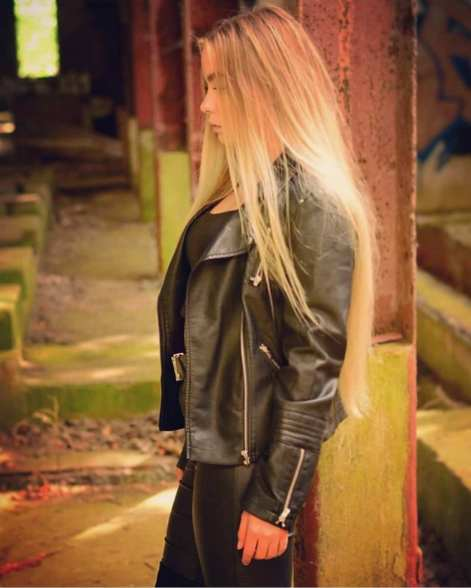 90 Style A Leather Jacket Ideas 26