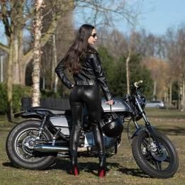 90 Style A Leather Jacket Ideas 28