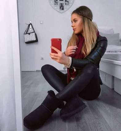 90 Style A Leather Jacket Ideas 32