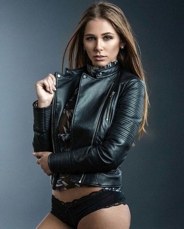 90 Style A Leather Jacket Ideas 34