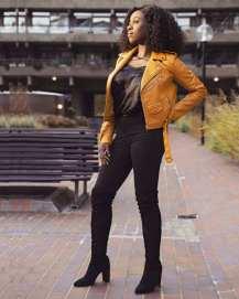 90 Style A Leather Jacket Ideas 35