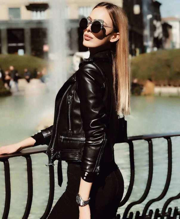 90 Style A Leather Jacket Ideas 45