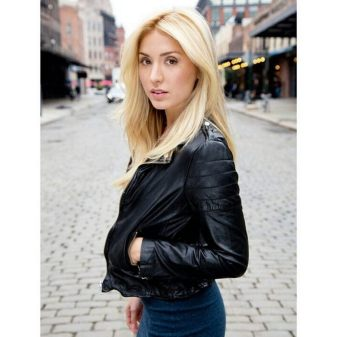 90 Style A Leather Jacket Ideas 7
