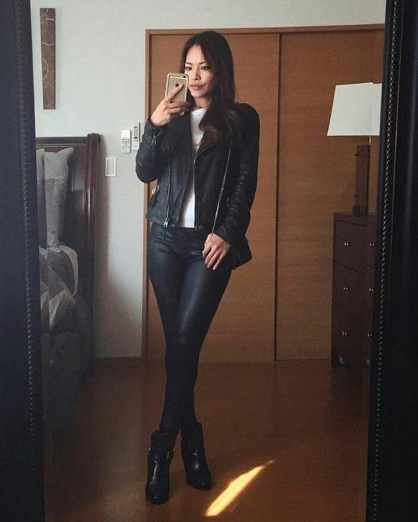 90 Style A Leather Jacket Ideas 8