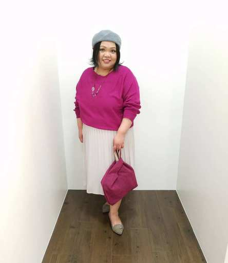 Big Size Outfit Ideas 10