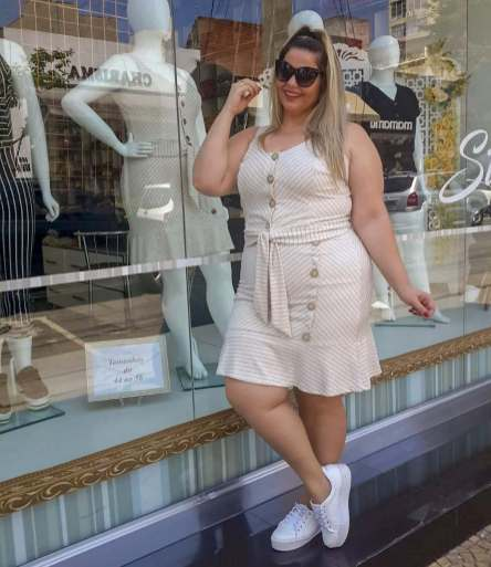 Big Size Outfit Ideas 104