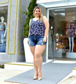 Big Size Outfit Ideas 109