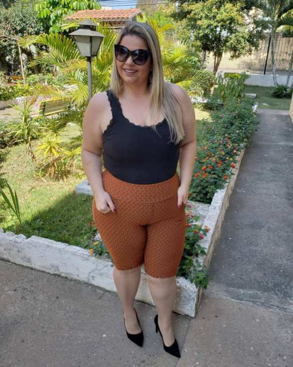 Big Size Outfit Ideas 126