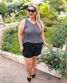 Big Size Outfit Ideas 133