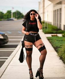 Big Size Outfit Ideas 23