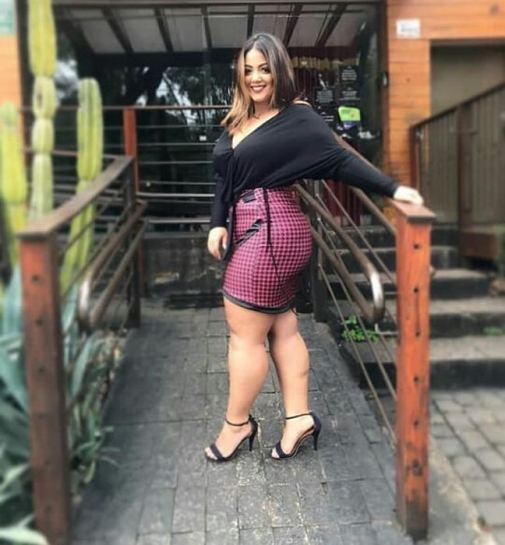 Big Size Outfit Ideas 24