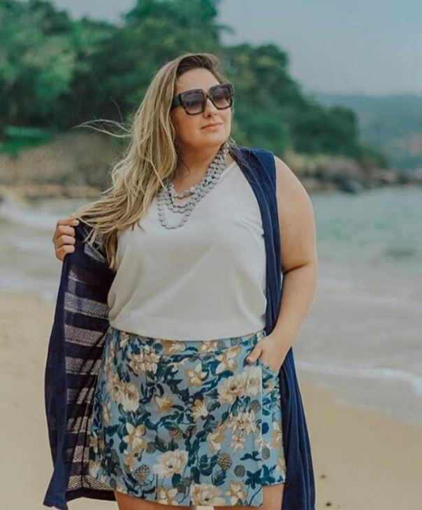 Big Size Outfit Ideas 27