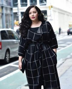 Big Size Outfit Ideas 28