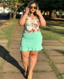 Big Size Outfit Ideas 56