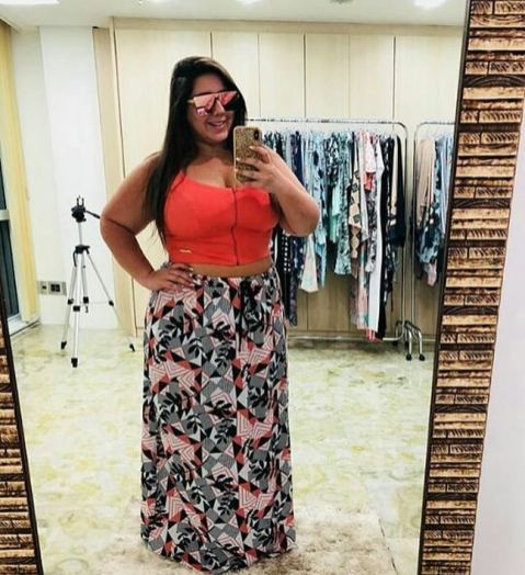 Big Size Outfit Ideas 79