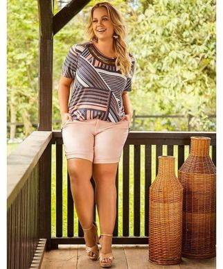 Big Size Outfit Ideas 84