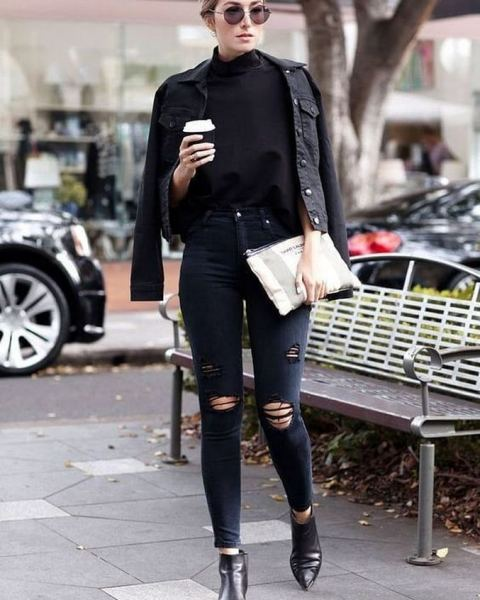 FALL STREET STYLE OUTFITS TO INSPIRE 1