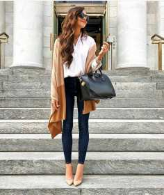 FALL STREET STYLE OUTFITS TO INSPIRE 42
