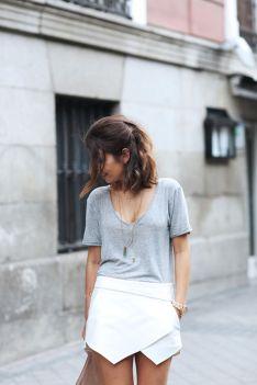 40 Asymmetric Skirts Street Styles Ideas 17