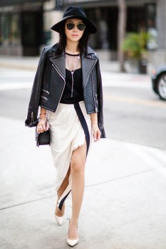 40 Asymmetric Skirts Street Styles Ideas 21