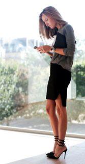 40 Asymmetric Skirts Street Styles Ideas 8