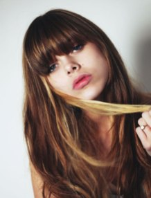 40 Bangs Hairstyles You Need to Try Ideas 28
