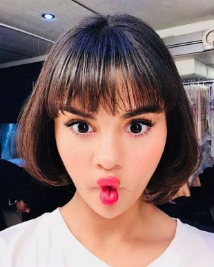 40 Bangs Hairstyles You Need to Try Ideas 3