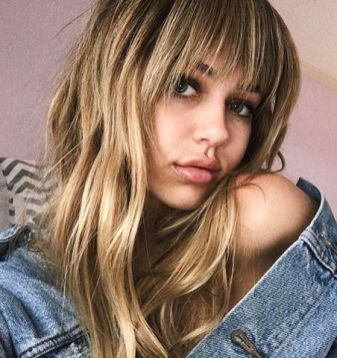 40 Bangs Hairstyles You Need to Try Ideas 33