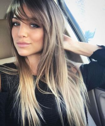 40 Bangs Hairstyles You Need to Try Ideas 36